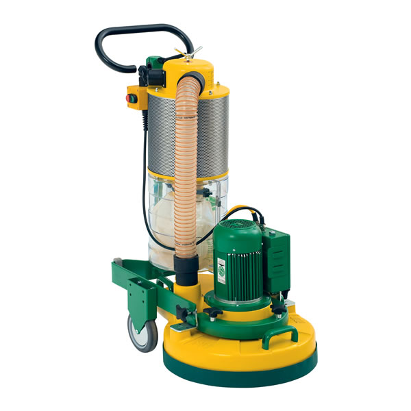 Exposed Flooring Polishing Machine
